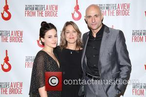 Phoebe Fox, Nicola Walker and Mark Strong