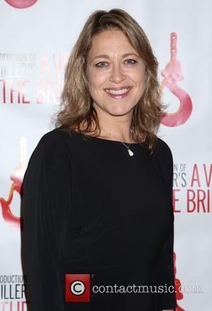 Nicola Walker - Opening night party for A View From The Bridge held at Guastavino's restaurant - Arrivals. at Guastavino's...