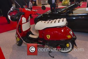 Ferrari Scooter
