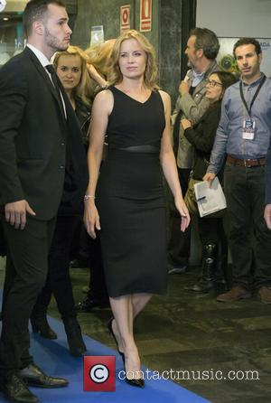 Kim Dickens - 'Fear the Walking Dead' actress Kim Dickens attends the Movistar+ Series Festival - Madrid, Spain - Friday...