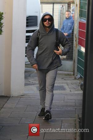 Mason Noise - 'X Factor' contestants head to the rehearsals studios at x factor - London, United Kingdom - Friday...