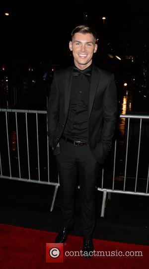 Kieron Richardson - RTS North West Awards at the Hilton Manchester Deansgate - Arrivals - Manchester, United Kingdom - Saturday...