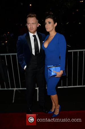 Kym Marsh , Matt Baker - RTS North West Awards at the Hilton Manchester Deansgate - Arrivals - Manchester, United...