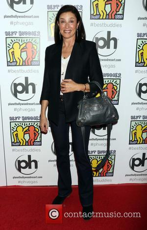 Mimi Rogers - 'All In For Best Buddies' Celebrity Poker Tournament held at Planet Hollywood Resort & Casino at Planet...