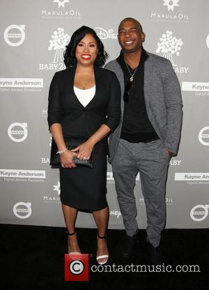 Aisha Atkins and Ja Rule