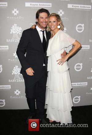 Erinn Bartlett and Oliver Hudson