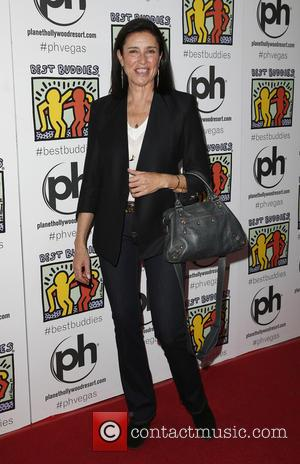 Mimi Rogers - All In For Best Buddies Celebrity Poker Tournament with Patrick Schwarzenegger at Planet Hollywood Resort and Casino...