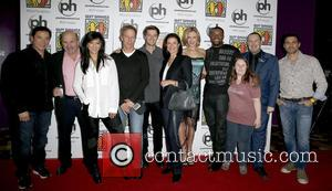 Benito Martinez, Bobby Costanzo, Kelly Hu, Greg Germann, Patrick Schwarzenegger, Mimi Rogers, Kristanna Loken, Roger Cross and Adrian Paul