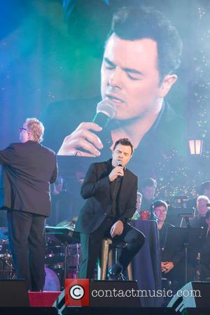 Seth MacFarlane - The Grove Christmas presented by Citi at The Grove at The Grove - Los Angeles - Los...