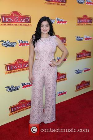 Ariel Winter - 'The Lion Guard: Return of the Roar' premiere at Disney Studios Burbank - Arrivals at Disney -...
