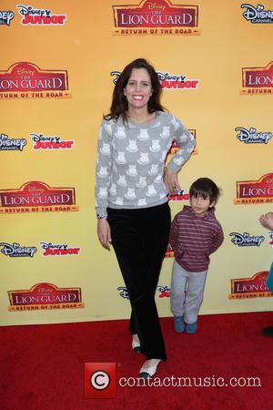 Ione Skye - 'The Lion Guard: Return of the Roar' premiere at Disney Studios Burbank - Arrivals at Disney -...