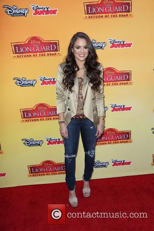 Madison Pettis - 'The Lion Guard: Return of the Roar' premiere at Disney Studios Burbank - Arrivals at Disney -...
