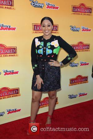 Tia Mowry - 'The Lion Guard: Return of the Roar' premiere at Disney Studios Burbank - Arrivals at Disney -...