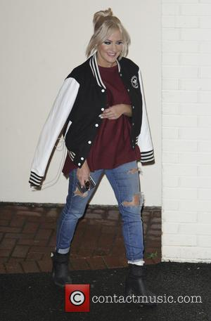 Caroline Flack - 'X Factor' studio departures after the live show at x factor - London, United Kingdom - Saturday...