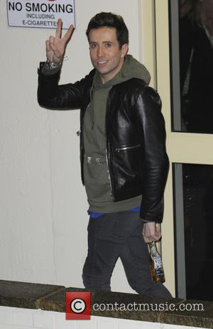 Nick Grimshaw - 'X Factor' studio departures after the live show at x factor - London, United Kingdom - Saturday...