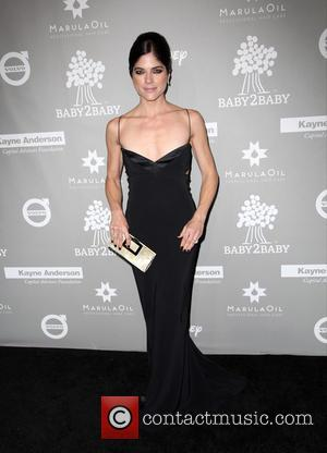 Selma Blair - 2015 Baby2Baby Gala presented by MarulaOil & Kayne Capital Advisors Foundation honoring Kerry Washington at 3Labs at...