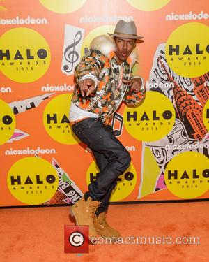 Nick Cannon - Nickelodeon Halo Awards 2015 at Pier 36 - Arrivals - New York, United States - Saturday 14th...