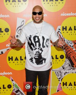 Flo Rida - Nickelodeon Halo Awards 2015 at Pier 36 - Arrivals - New York, United States - Saturday 14th...