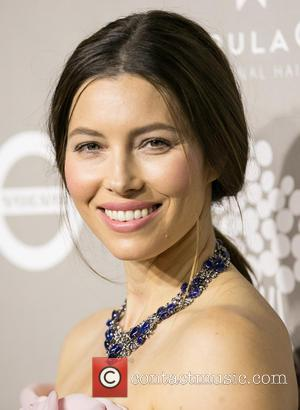 Jessica Biel - Celebrities attend 2015 Baby2Baby Gala presented by MarulaOil & Kayne Capital Advisors Foundation honoring Kerry Washington at...