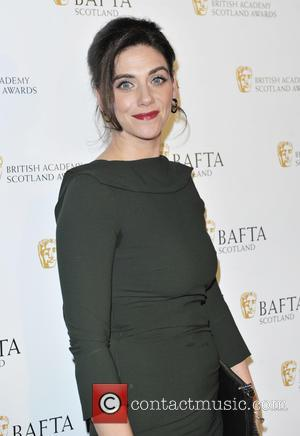 Neve McIntosh - Stars and guests arrive for the 2015 BAFTA Scotland Awards in Glasgow. at Radisson Blu - Glasgow,...