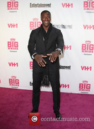 Aldis Hodge - VH1 Big in 2015 with Entertainment Weekly Award Show at Pacific Design Center - West Hollywood, California,...