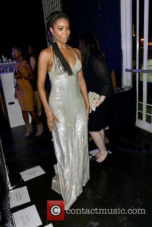Gabrielle Union - 'A Night on the RunWade' fashion event hosted by Dwyane Wade and Gabriel Union at Ice Palace...