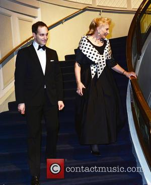 Princess Michael Of Kent and Guest