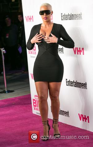 Amber Rose - Celebrities attend VH1 Big In 2015 With Entertainment Weekly Awards at Pacific Design Center. at Pacific Design...