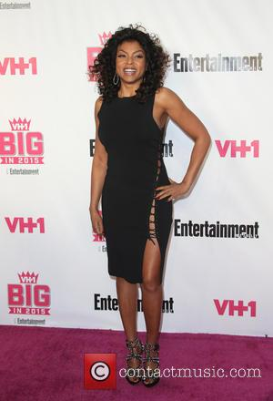 Taraji P. Henson - VH1 Big In 2015 With Entertainment Weekly Awards - Arrivals at Pacific Design Center - Los...
