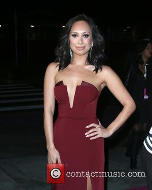 Cheryl Burke - VH1 Big In 2015 With Entertainment Weekly Awards - Arrivals at Pacific Design Center - Los Angeles,...