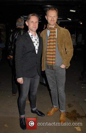 Mark Gatiss - Derren Brown: Miracle Gala Night at Palace Theatre at Palace Theatre - London, United Kingdom - Monday...