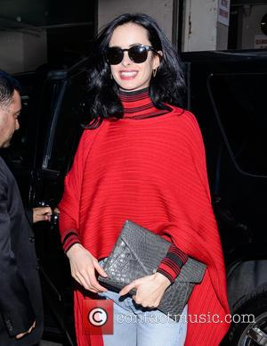 Krysten Ritter - Krysten Ritter visits AOL Build in NYC - New York, New York, United States - Monday 16th...