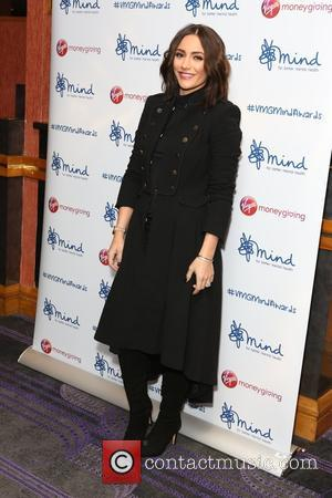 Frankie Bridge - Arrivals at Mind Media Awards 2015 at The Troxy - London, United Kingdom - Monday 16th November...