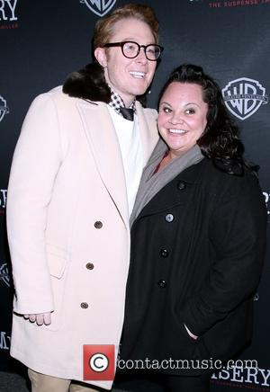 Clay Aiken and Keala Settle