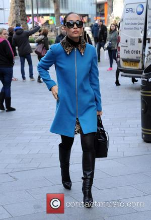Myleene Klass - Myleene Klass at Global House - London, United Kingdom - Monday 16th November 2015