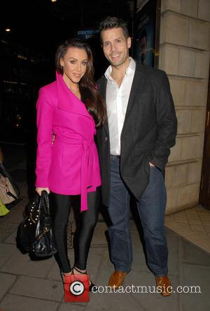 Michelle Heaton , Hugh Hanley - The Illusionists: Witness The Impossible - Press night at Shaftesbury Theatre - London, United...