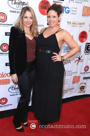 Leslie Ferreira and Brooke Nevin