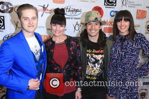 Chucky Klapow, Bonnie Story, Lucas Grabeel and Erin Marino