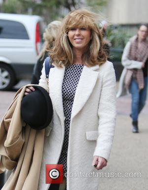 Kate Garraway - Kate Garraway outside ITV Studios - London, United Kingdom - Monday 16th November 2015