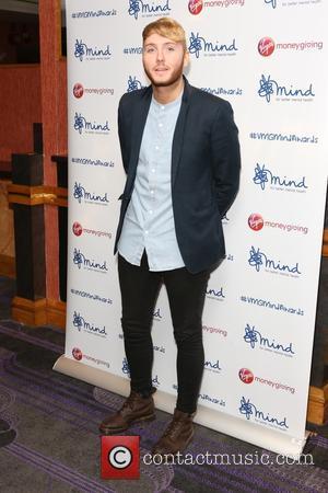 James Arthur - Arrivals at Mind Media Awards 2015 at The Troxy - London, United Kingdom - Monday 16th November...