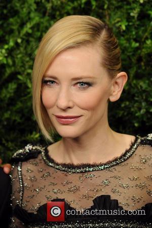 Cate Blanchett - The Museum of Modern Art's 8th Annual Film Benefit Honoring Cate Blanchett - New York, New York,...
