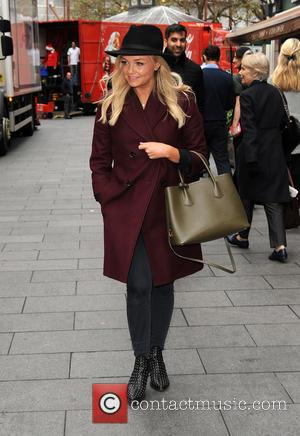 Emma Bunton - Emma Bunton at Global House - London, United Kingdom - Tuesday 17th November 2015