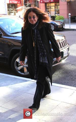 Ozzy Osbourne - Ozzy Osbourne out and about running errands at beverly hills - Los Angeles, California, United States -...