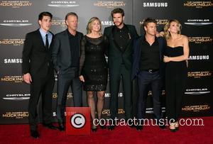 Liam Hemsworth, Luke Hemsworth and Family