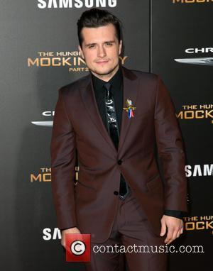 Josh Hutcherson - Celebrities attend Premiere Of Lionsgate's
