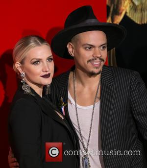 Ashlee Simpson , Evan Ross - Celebrities attend Premiere Of Lionsgate's