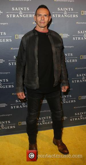 Raoul Trujillo - National Geographic Channel's Saints & Strangers Pub 1620 grand opening - Arrivals - New York City, New...