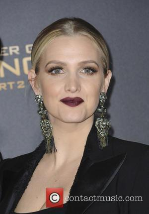Ashlee Simpson - The Hunger Games Mockinngjay Part 2 - Los Angeles, California, United States - Tuesday 17th November 2015