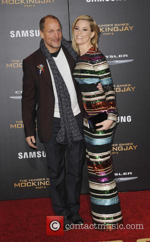 Elizabeth Banks , Woody Harrelson - The Hunger Games Mockinngjay Part 2 - Los Angeles, California, United States - Tuesday...