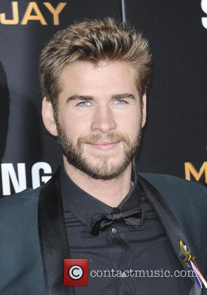 Liam Hemsworth - The Hunger Games Mockinngjay Part 2 - Los Angeles, California, United States - Tuesday 17th November 2015